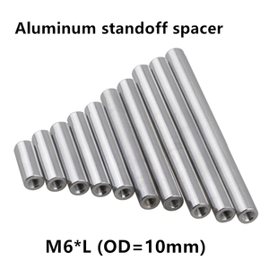 5pcs M6 Aluminum Post rods M5*