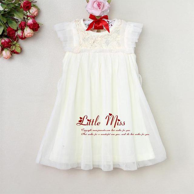 c59e4b75e2083 US $49.52 |Little Girls Summer Dress Baby Kids Casual Wear Chiffon Cotton  Infant Dresses Children Apparel Hot Sellers-in Dresses from Mother & Kids  on ...