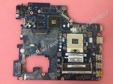 Kostenloser versand original & neue für lenovo g770 y770 notebook motherboard piwg4 la-6758p mit amd 6650 mt grafikkarte