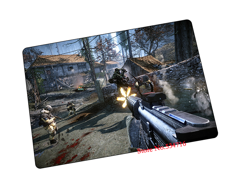 ᐂwarface souris pad le bureau gaming mouse pad ordinateur