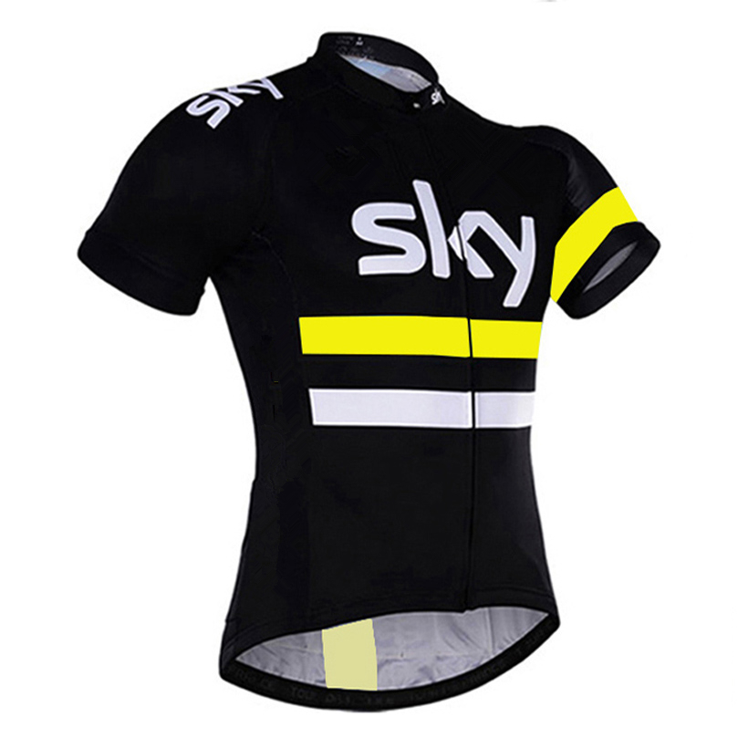 2018 SKY Pro Cycling Jersey Summer Racing Bicycle Clothing Ropa Maillot Ciclismo MTB Bike Clothes Wear Cycling Clothing
