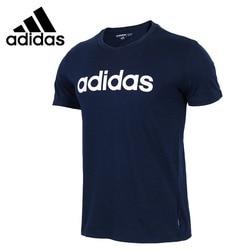 Nova chegada original adidas neo rótulo m ce um t camisetas masculinas de manga curta roupas esportivas