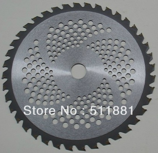 10'' 40 teeth 255mm NCCTEC Grass saw blade NAC104 FREE Shipping | cutting disc blade for Mower mow  цены