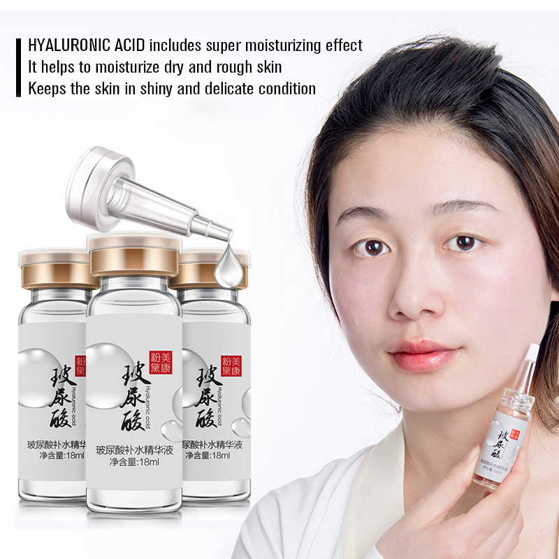 MEIKING Hyaluronic Acid Serum for Skin Anti-Aging Essence Hydration Moisture Non-greasy whitening face cream remove dark spots