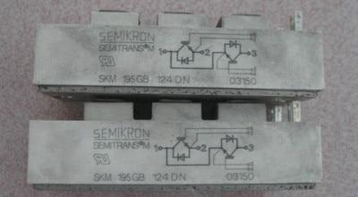 SKM195GB124DN 126DN SKM195GB128DN genuine 100% IGBT module 195A1200V