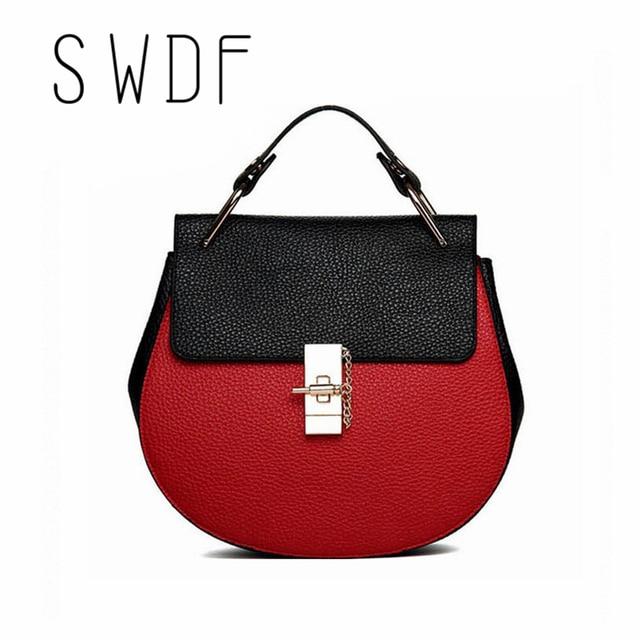 Aliexpress.com : Buy DAUNAVIA Brand Women Messenger Bags Ladies ...