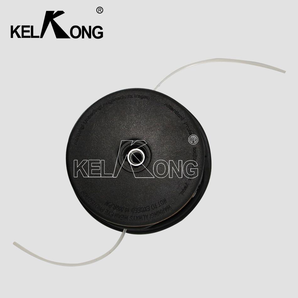 KELKONG Feed Trimmer Head for STIHL FS80 FS81 FS85 FS86 FS87 FS100 FS106 FS108 Brushcutters 4002 710 2168 / 4002-710-2191 25-2 A