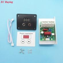 10000 Вт импорт scr супер Мощность электронный цифровой регулятор диммер Скорость термостат