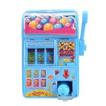 Mini Handheld Lucky Lottery Machine Kid Puzzle Parent-child Interaction Toy