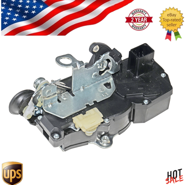 US $25 03 |New For Cadillac Escalade Chevy Tahoe GMC Yukon 931 108 20922246  22791035 22862242 Door Lock Actuator Rear Left-in Valves & Parts from