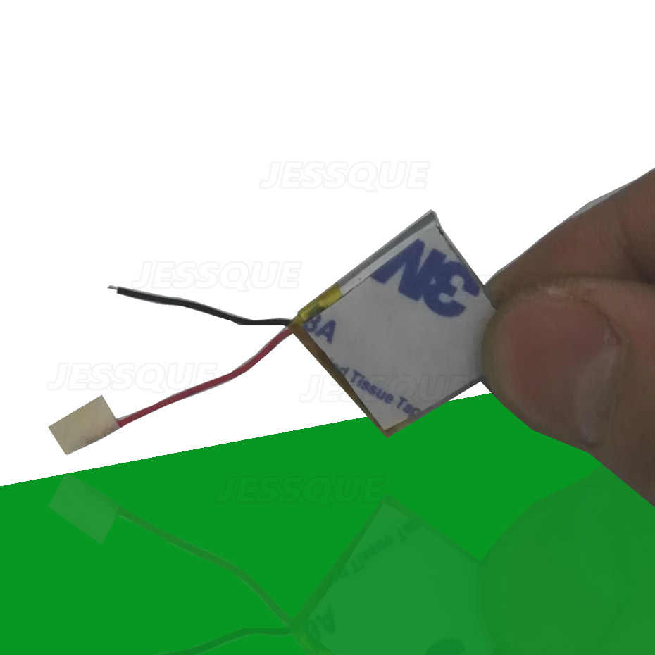 4 ピース/ロット 616-0274 Ipod のシャッフル 2nd 世代 2 Shuffle2 616-0274 G2 G3 3 アキュムレータ Batterie AKKU
