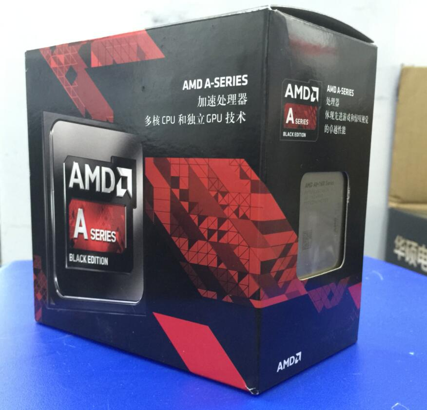 AMD A8-Series A8-7650K  A8 7650K   FM2+ APU Quad-Core CPU  100% working properly Desktop Processor