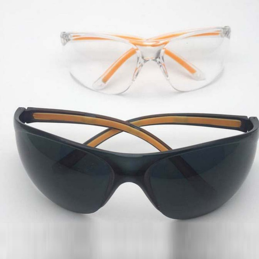 UV Protection Safety Goggles Anti-impact Workplace Lab Laboratory Eyewear PC Eye Glasses Anti-dust Lightweight Spectacles