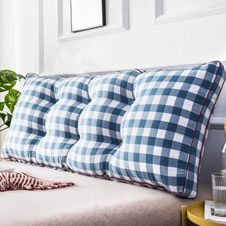 Big Print Cushions Home Decor Luxury Cojin Rectangular Design Nordic Home Minimalist Decor Cojines Grandes Grand Coussin 60KOA97 in Cushion from Home Garden