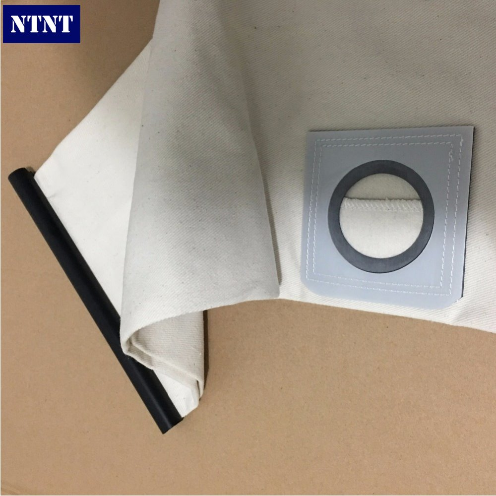 NTNT Free Post New 1 PCS For KARCHER VACUUM CLEANER Cloth DUST Filter BAGS WD3200 WD3300 WD Fit A2204/A2656/WD3.200/SE4001 ntnt free post new 15 pcs dust bag and 1x filter kit for karcher vacuum cleaner a2054 a2064 15 bags