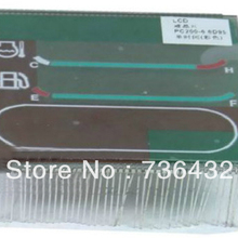 Fast Free shipping! !excavator display screen(SINGLE TIME)/Excavator monitor LCD panel apply to Komatsu PC200-6 excavator parts