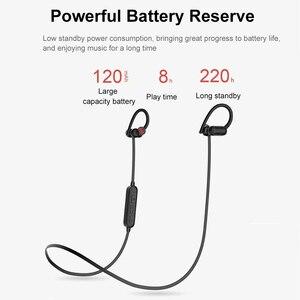 Image 3 - Wireless Headphones Bluetooth 5.0 Waterproof IPX4 Ear Hook Headphone Sport Running Headset Stereo Wireless TF with microphone