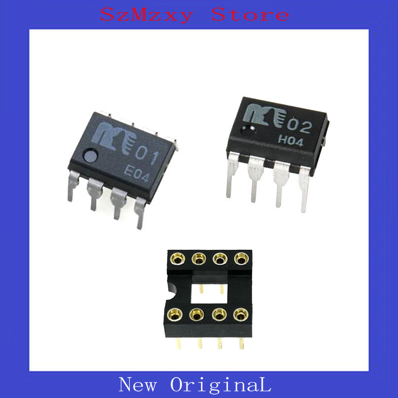 цена 1PCS New MUSES02 MUSES01 Operational Amplifier HIFI
