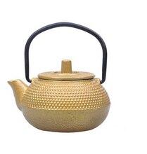 Mini Iron Kettle 50ml Teapot Cute Gifts & Home Use