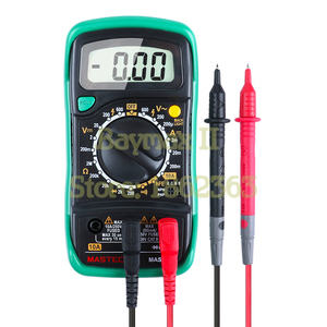 MASTECH MAS830L Pocket Size Digital Multimeters Meter with Resistance AC/DC Voltage Tester(China)
