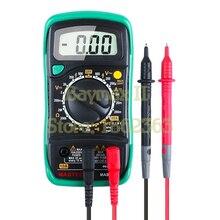 MASTECH MAS830L cep boyutu dijital multimetre ölçer direnci AC/DC voltmetre