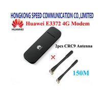 Original Unlocked HUAWEI E3372 E3372h 153 150Mbps 4G LTE Modem Dongle USB Stick Datacard Mobile Broadband