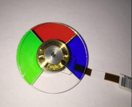 TDP-T300 projector color wheel