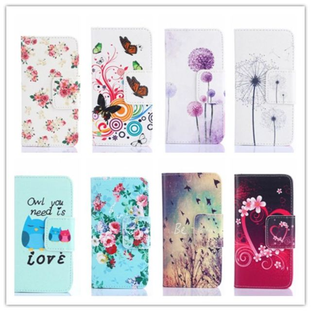 Wallet Cover PU Leather Case for Samsung Galaxy Core Prime G360 G361 SM-G360F SM-G361F SM-G360H SM-G361H SM-G360P case cover