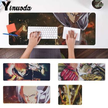 Yinuoda New Designs One Punch Man Genos Durable Rubber Mouse Mat Pad Size for 180*220 200*250 250*290 300*900  and 400*900*2mm