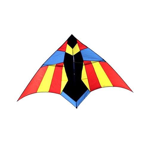 Nouvelle arrivée Sports de plein air Fun Sunbird Delta cerf-volant avec poignée et ligne bon vol