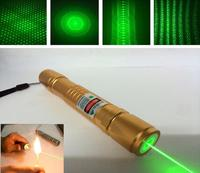 Hot Sale Powerful High Power 10000 Green Red Laser Pointer Adjustable Focus Burning Match Range To