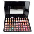 2015 pincel de Maquiagem Profissional kit 88 Quente Cor Dos Olhos Sombra Eyeshadow Palette Neutral Maquiagem Sombra Maquiagem Cosméticos para as mulheres