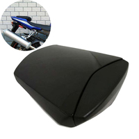Motorcycle Passenger Rear Seat Cover Tail Section Fairing Cowl Black For 2003 2004 2005 Yamaha YZF R6 600 YZF R6 YZFR6