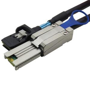 Image 2 - Mini sas 26p sff 8088 mini sas 36p servidor 8087 cable de datos L = 1M