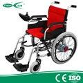 Precio competitivo and equipo médico de alta calidad portátil plegable silla de ruedas eléctrica