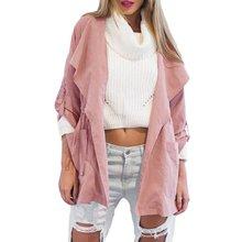 2016 hot sales Womens Warm Fashion Hooded Long Coat wind coat Windbreaker Outwear