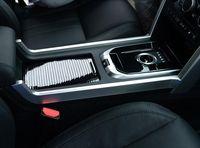 2 шт./компл. Алюминий сплав Шестерни Цельнокройное отделкой блестками Стикеры для Land Rover Discovery Спорт 2015 2017 стайлинга автомобилей