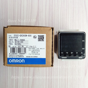 Image 5 - Omron E5CC QX2ASM 800 Temperature Controller Original Genuine  New Replace E5CZ Q2MT High Quality Sensor