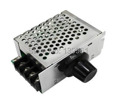 AC220V 4000W High power SCR AC Voltage Converter Dimming dimmer speed controller thermolator