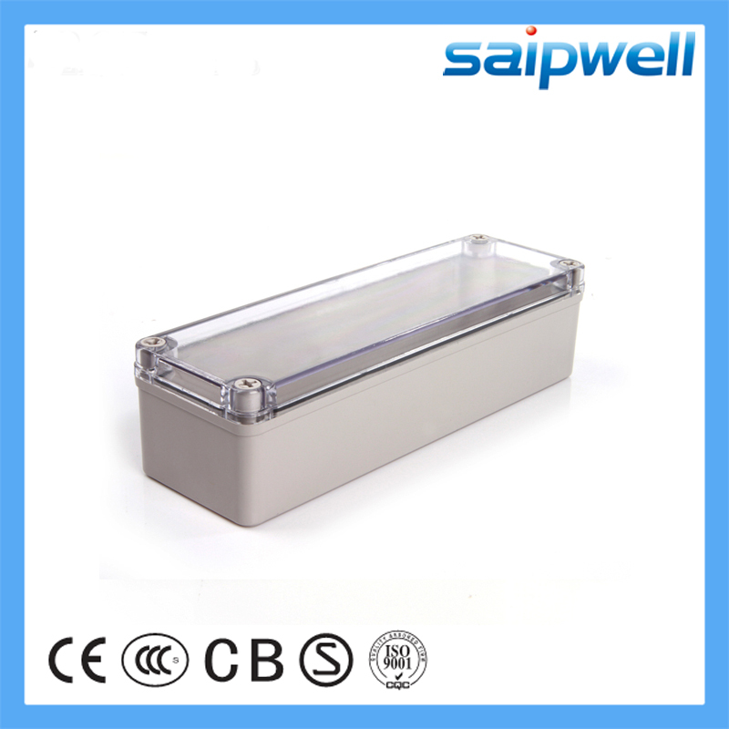 80*250*70mm Transparent ABS switch box waterproof  IP66 junction box electric distribution box