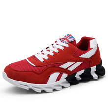 Outdoor Men Sneakers High Quality Lightweight Running Shoes Breathable Fashion Black  Sport and lifestyle JINBEILE