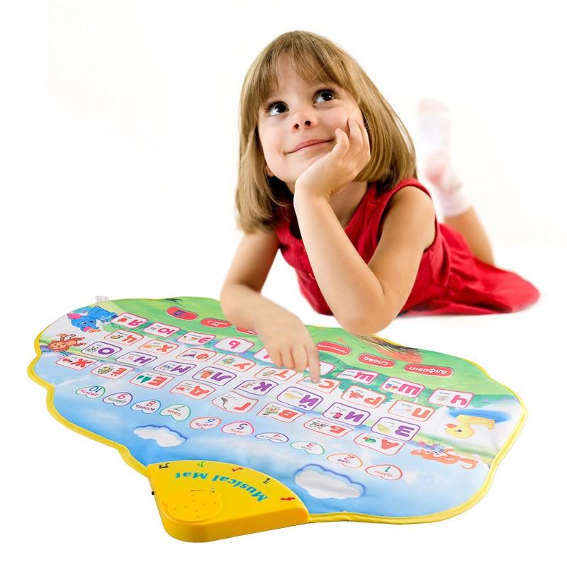 Baby tæpper legetøj børn tæppe Eva skum børn legetøj Til - Babylegetøj og legetøj til små børn