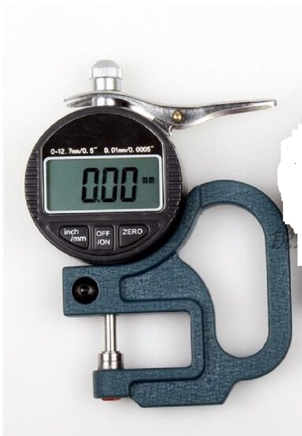 ФОТО digital:The percentage of thickness gauge,accuracy: 0.01 mm   lzx