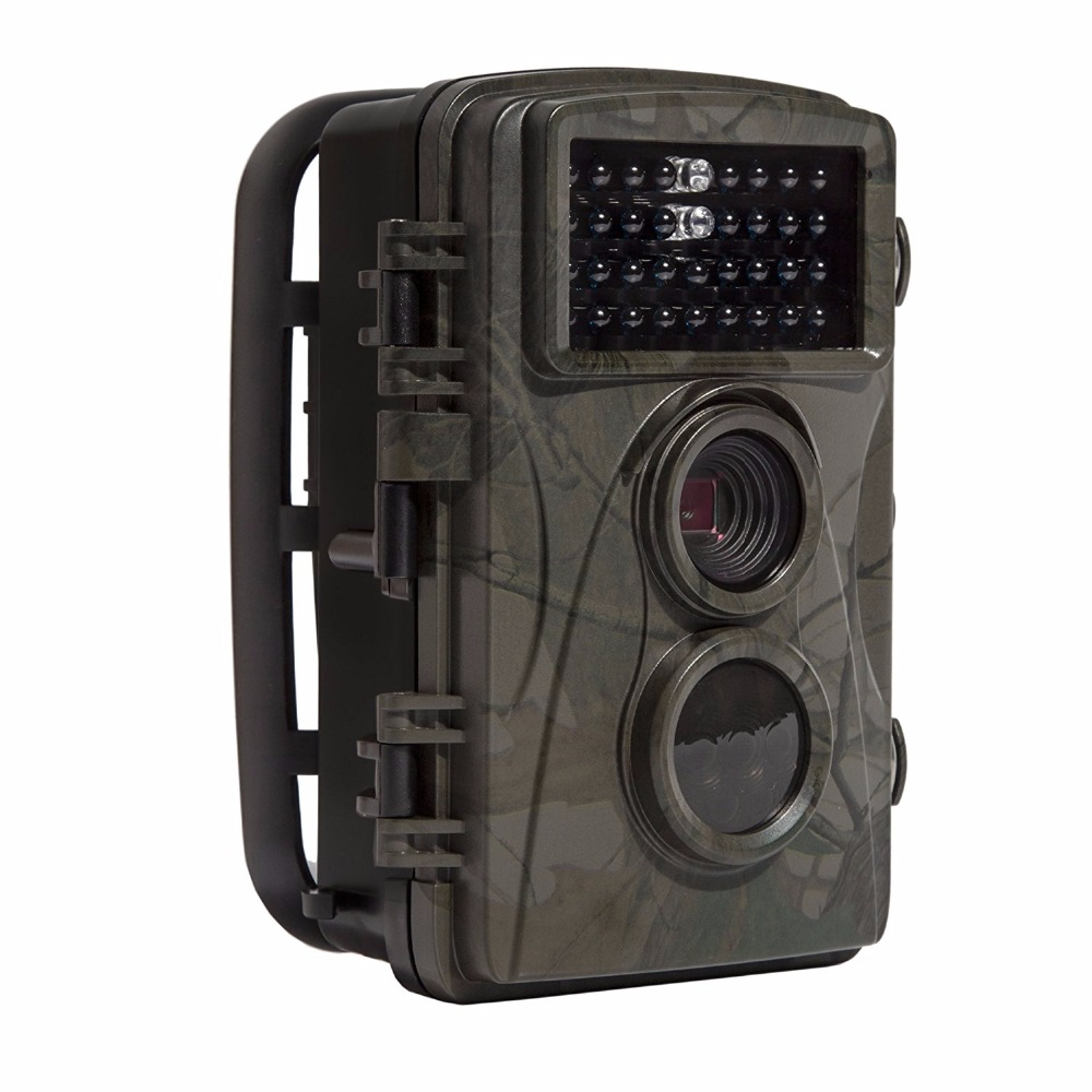 12MP 720P Hunting Camera H3 IP54 Waterproof Wild Trail Camera Infrared Night Vision Animal Observation Recorder 4