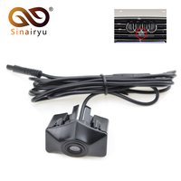 Sinairyu CCD Car Front Logo Camera For 2012 2013 Audi A6L Front View Side Reversing Backup