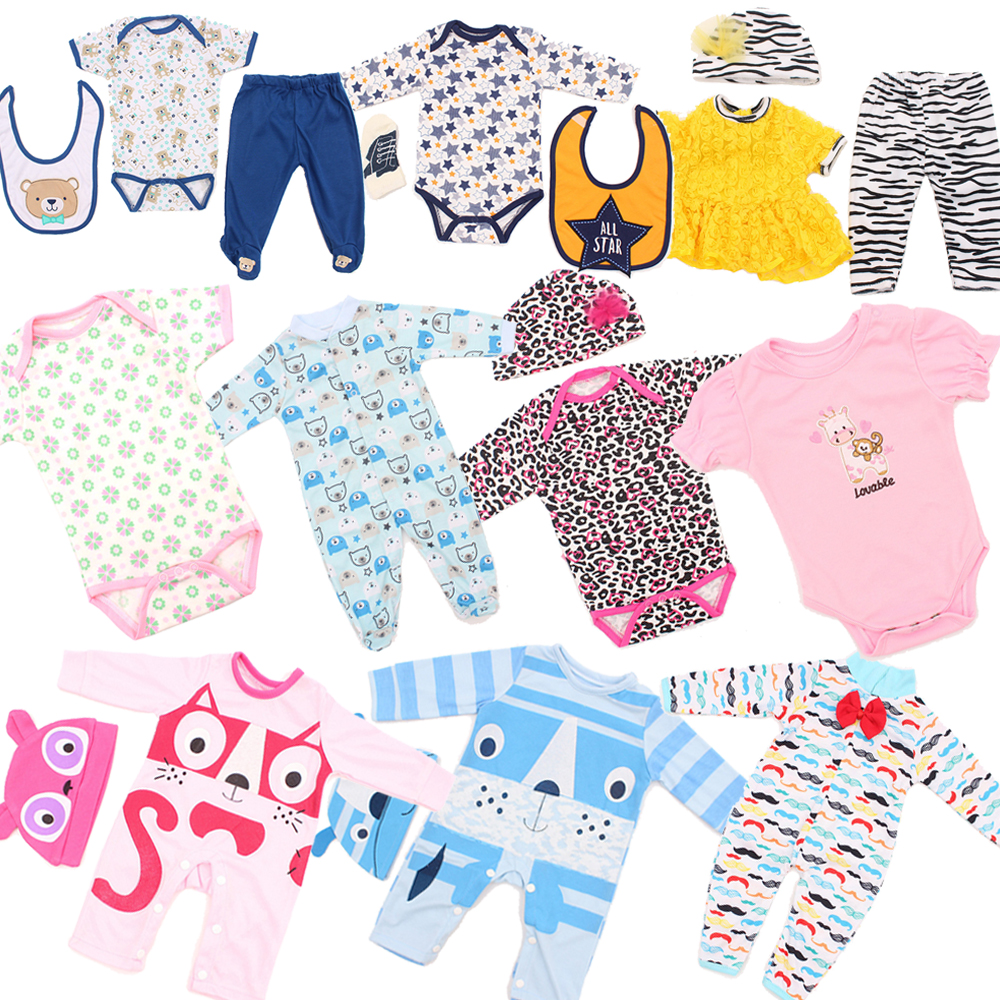 Baby Born Dolls Clothes Fit For 20 22 inches 45 55cm Baby ...