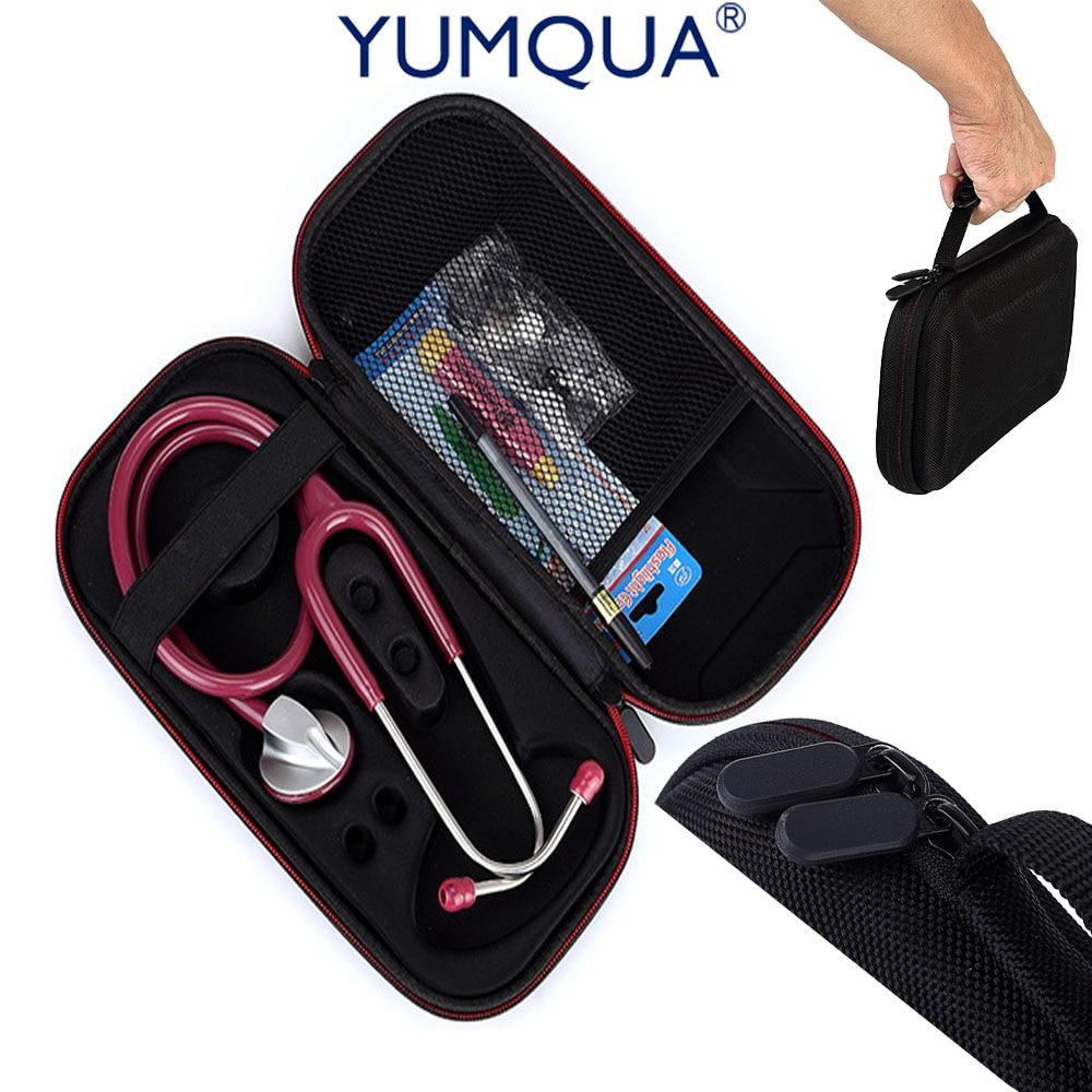 Includes Mesh Pocket for Caseling Hard Case fits 3M Littmann Stethoscope