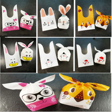 BXLYY 2019 New Cartoon Rabbit Ear Candy Bag DIY Gifts for The Year Baby Show Gift Birthday Party Decoration Kids.7z