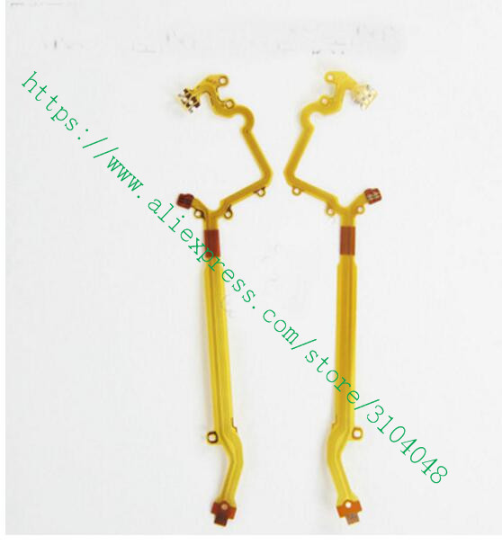 NEW Repair Parts Digital Camera For Canon FOR POWERSHOT S100V S100 S110 Lens Shutter Flex Cable