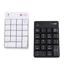 Reliable Wireless keypad 2.4Ghz Wireless USB keypad keyboard for Notebook Windows Mac OS System Until 32metros of working range